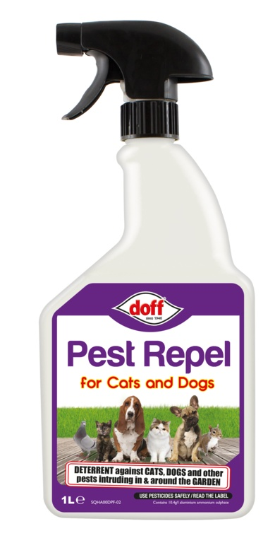 Doff Pest Repeller Cats/Dogs - 1L RTU