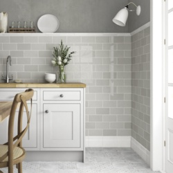 Johnson Tiles Gloss Wall Tiles 200 x 100mm 1m2