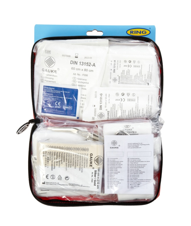 Ring Automotive First Aid Kit