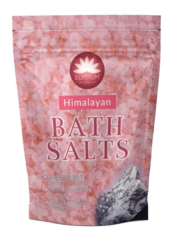 Nauge Elysium Spa Himalayan Salt - 1kg