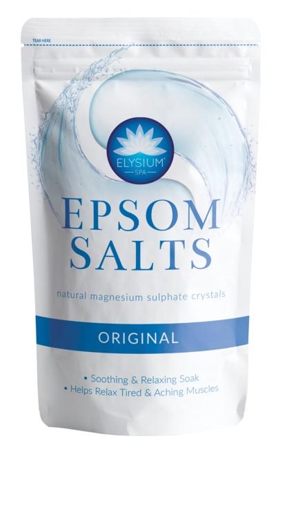Nauge Elysium Spa Original Epsom Salt - 1kg