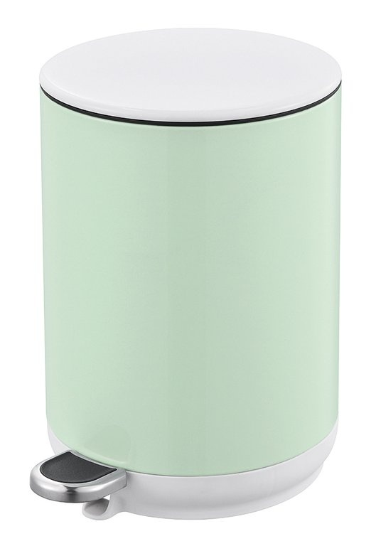 Blue Canyon Natural Soft Close Pedal Bin 5L - Green
