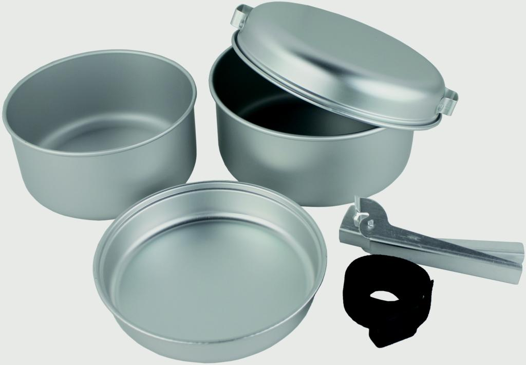 Yellowstone Cook Set - 5 Piece