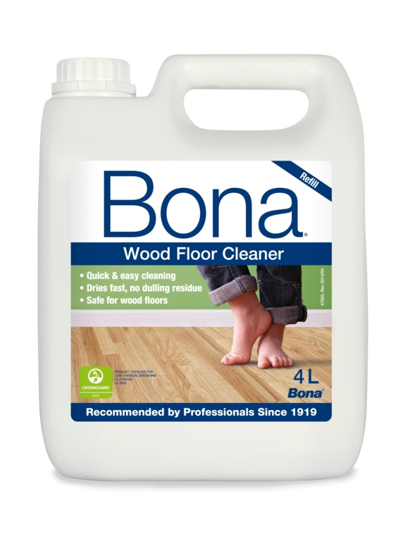 Bona Wood Floor Cleaner Refill - 4L
