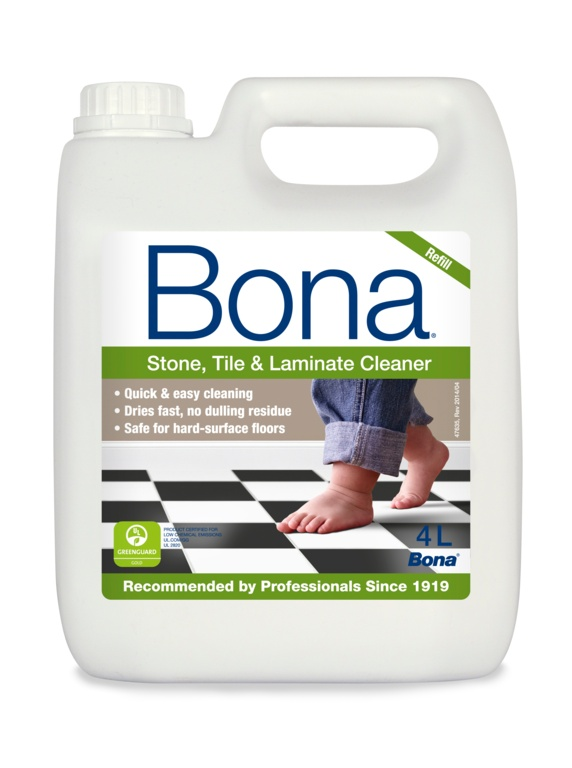 Bona Stone Tile Floor Cleaner Refill - 4L