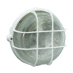 Lyvia Round Lamp IP44 100w - White