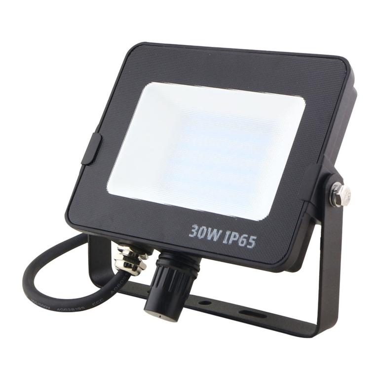 Lyveco IP65 6000K LED Flood Light - 30W 2400lms