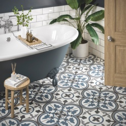 Verona Sorolla Ceramic Tile Matt 250 x 250mm
