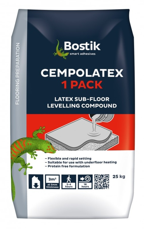 Cementone Cempolatex Levelling Compound - 25kg