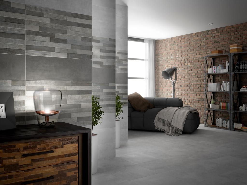 Newker Casale Grey (W) 20x60 - 1.08m2