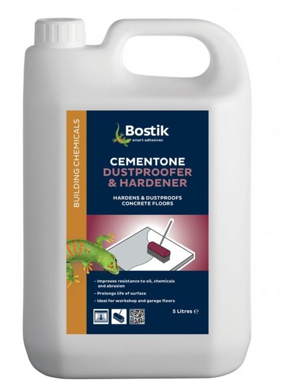 Cementone Dustproofer & Hardener - 5L