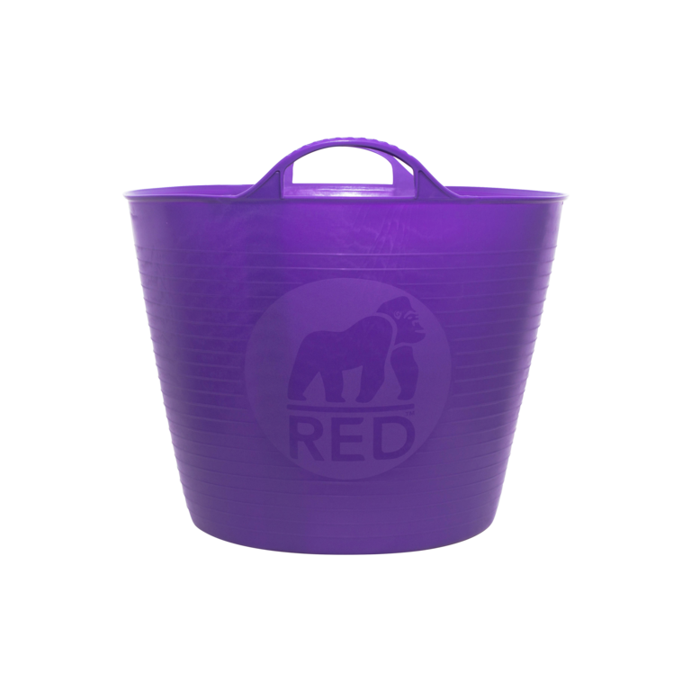 Red Gorilla Tubtrug - Purple 26L