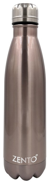 Casa Casa Stainless Steel Vacuum Water Bottle - Rose Pink 500ml