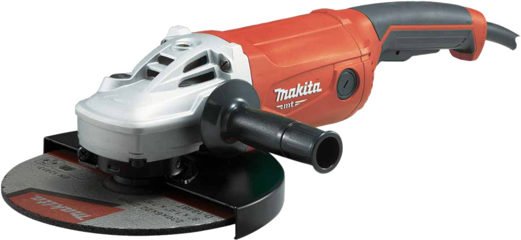 Makita MT Series Angle Grinder - 240v 230mm