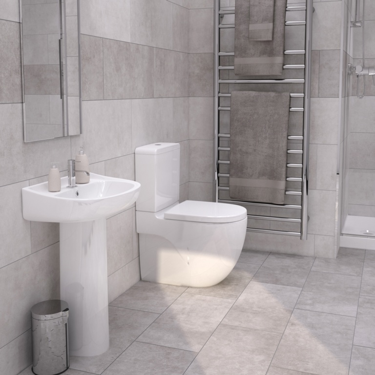 Johnson Tiles Wall Tile 0.9m2 - Hampshire