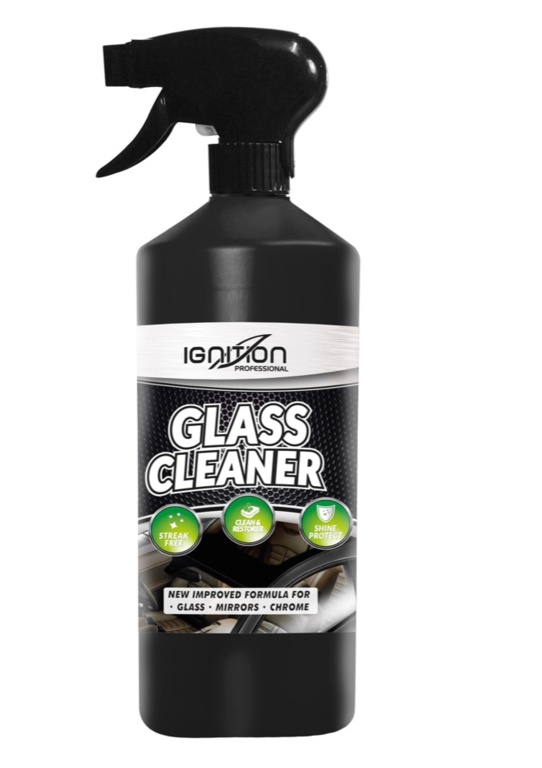 Ignition Pro Glass Cleaner - 750ml
