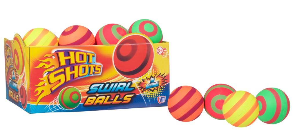 Hot Shots Swirl Ball