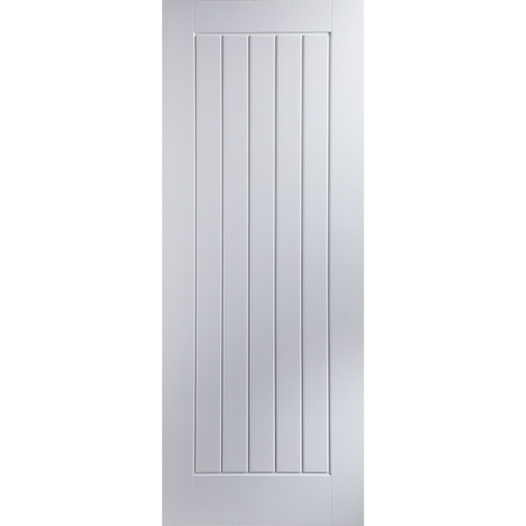 "Jeld Wen Newark 5 Panel Moulded Internal Door - 78"" x 33"""