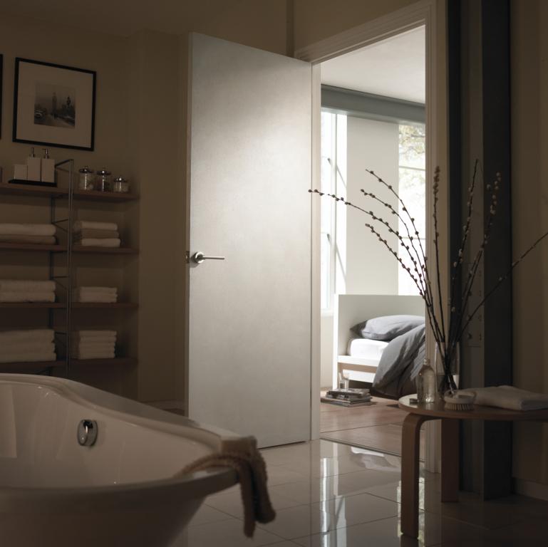 """Jeld Wen Internal Paint Grade Veneer Flush Door - 78 x 33"""""""