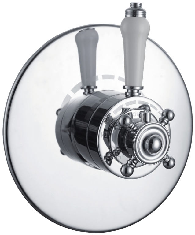 SP, Concealed Thermostatic Shower Mixer Valve