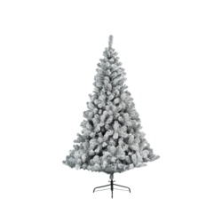 Ambassador Frosted Imperial Grey Pine Tree