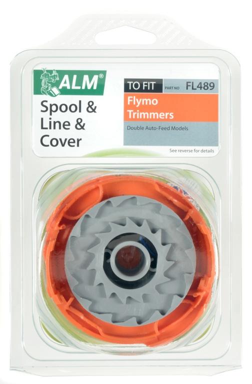 ALM Spool, Line & Spool Cover
