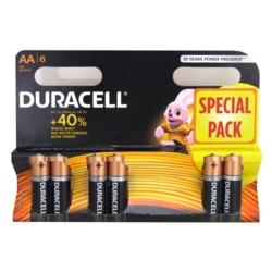 Duracell 4 Plus 2 Pack Batteries