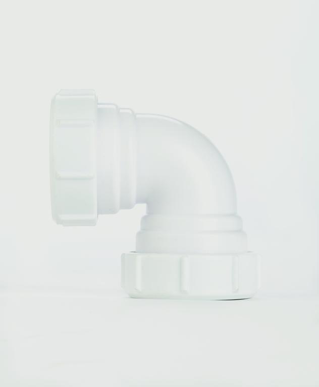 Make Compression 90° Bend 40mm - 40mm