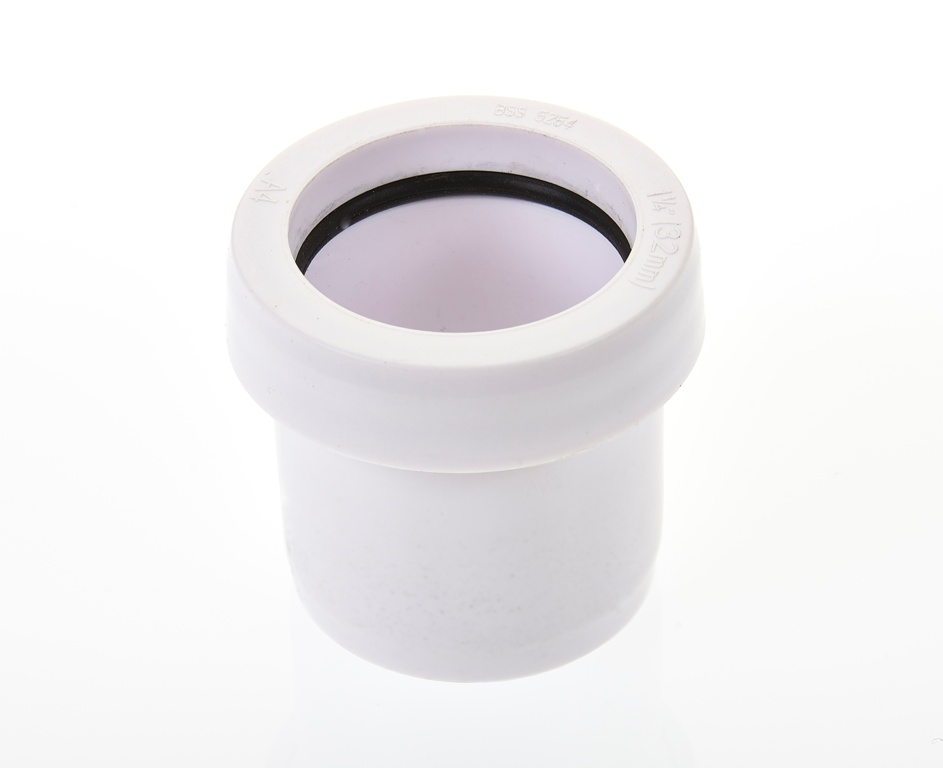 Make Waste Reducing Connector 40mm - 32mm - 40mm - 32mm