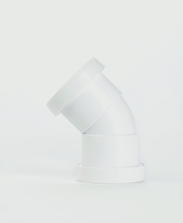 Make Push-fit 135° Bend 40mm - 40mm