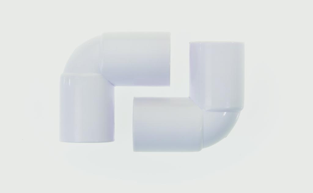 Make Overflow 90° Bend 22mm - 22mm