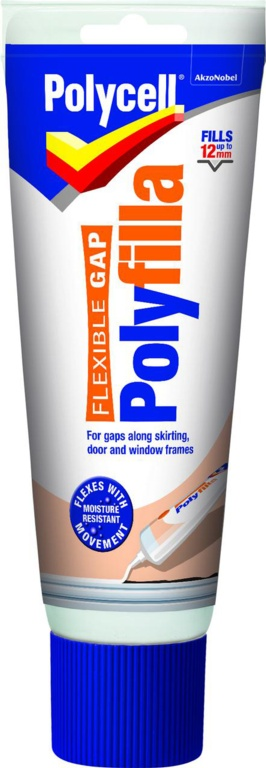 Polycell Flexible Gap Polyfilla - 330gm