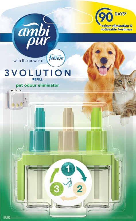 Ambi Pur 3volution 20ml Refill - Pet