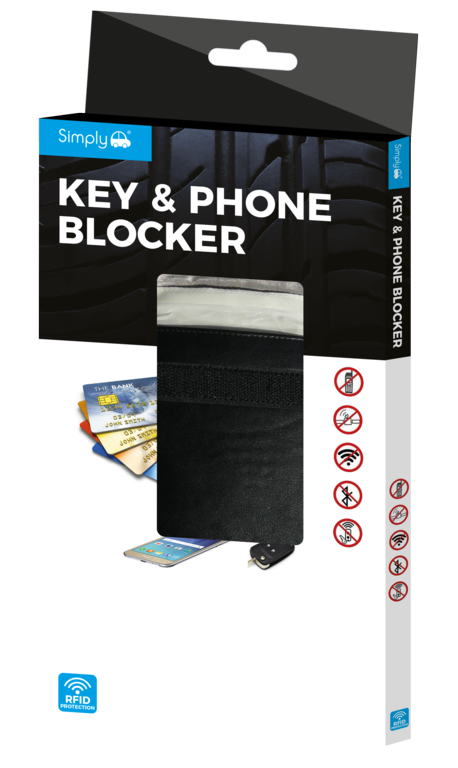 Simply Key & Phone Blocker
