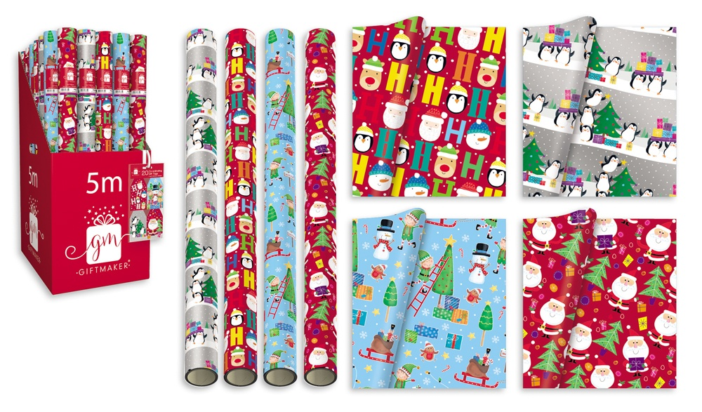 I G Design 5m Wrap - Novelty Kids