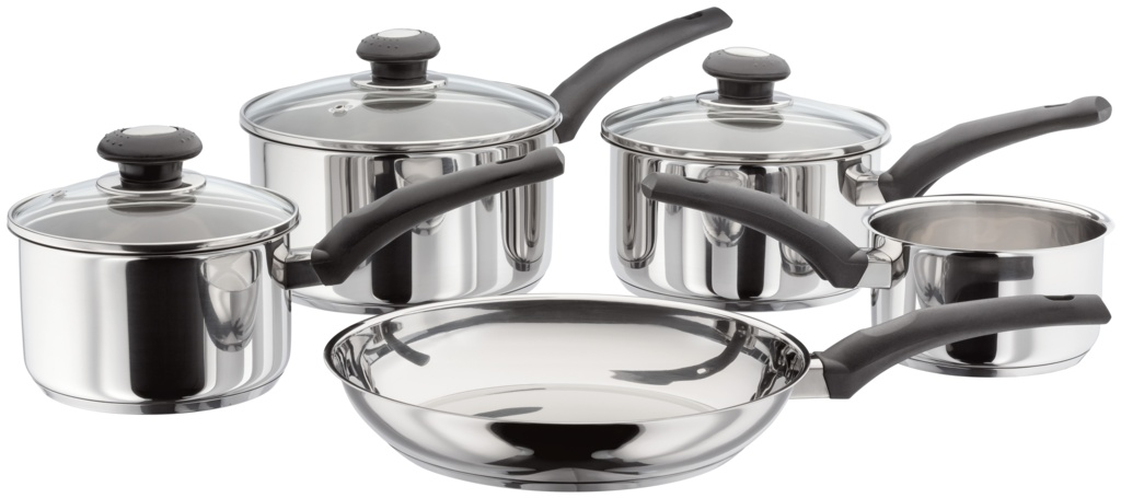 Judge Saucepan Set - 5 Piece
