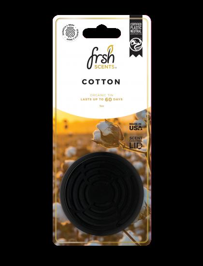JRP Fresh Tin Air Freshener Carded - Fresh Linen