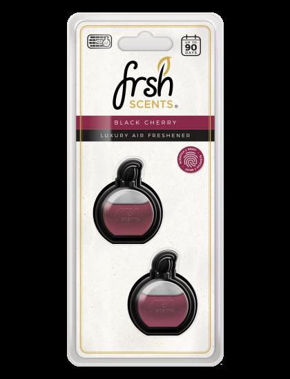 Fresh Scents Mini Diffusers Scented Oil 3ml Twin Pack - Black Cherry
