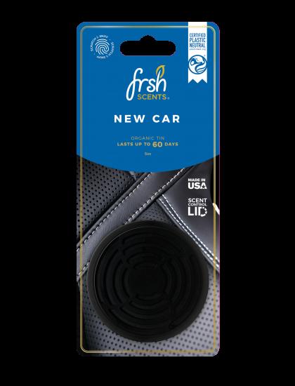 JRP Fresh Tin Air Freshener Carded - New Car