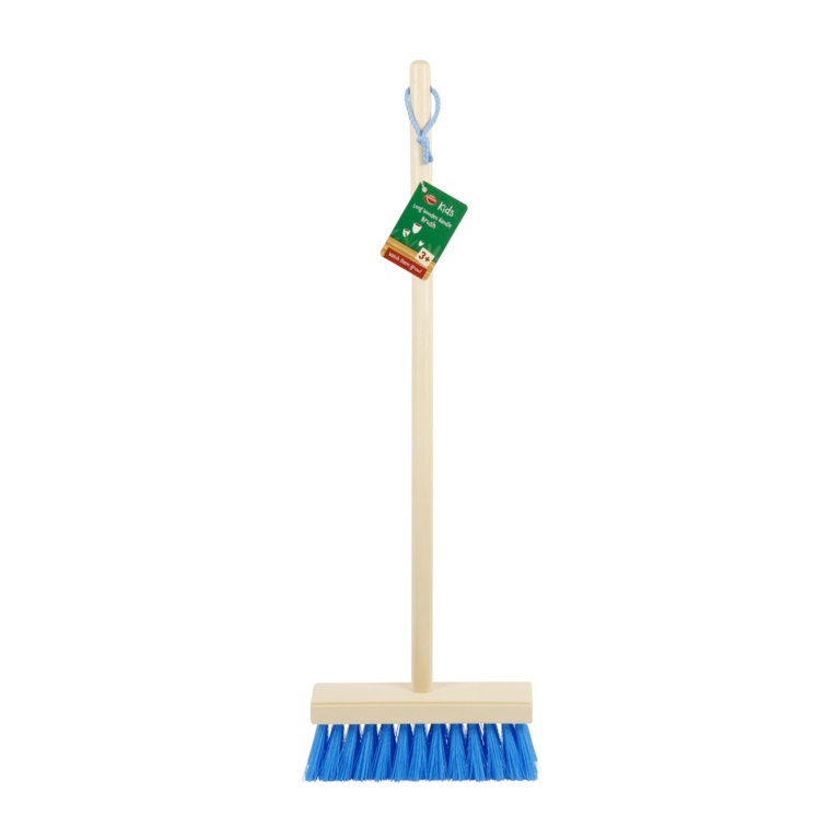 Ambassador Kids Long Wooden Handle Brush - 72cm