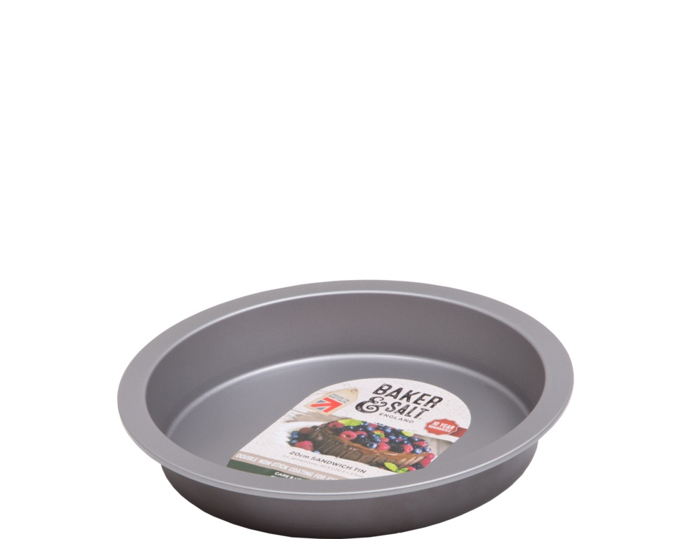 Baker & Salt Non Stick Sandwich Tin - 20cm