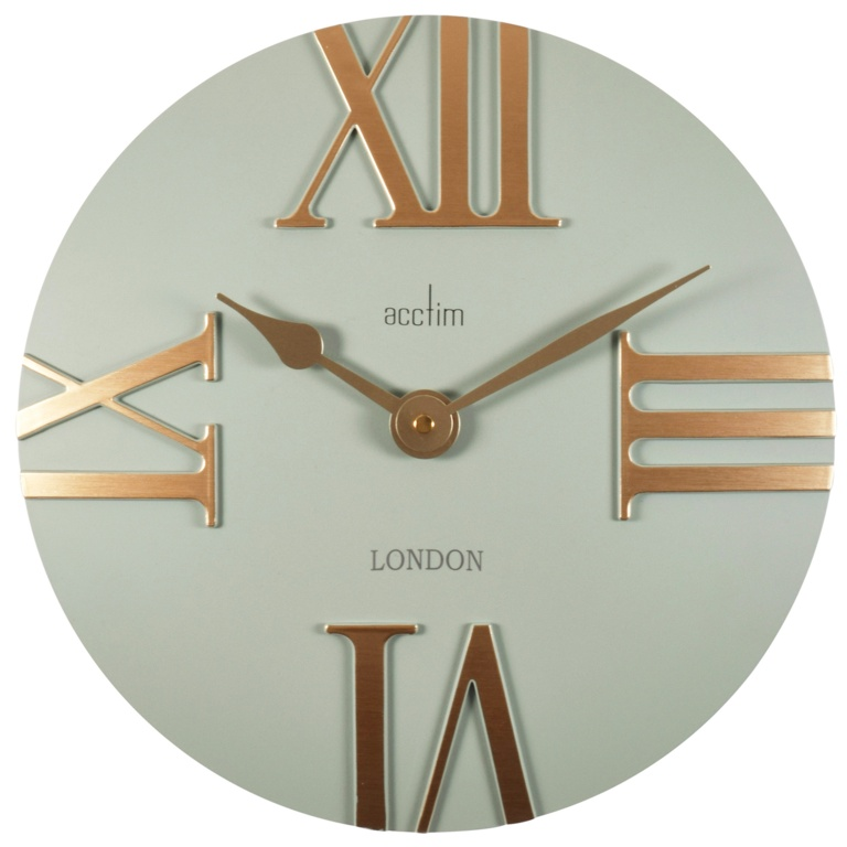 Acctim Prestwick Wall Clock - Stone