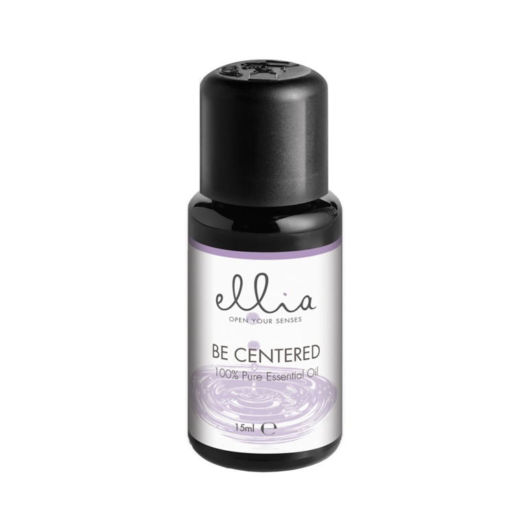 Homedics Ellia Be Centered Pure Essential Oil Blend - 15ml