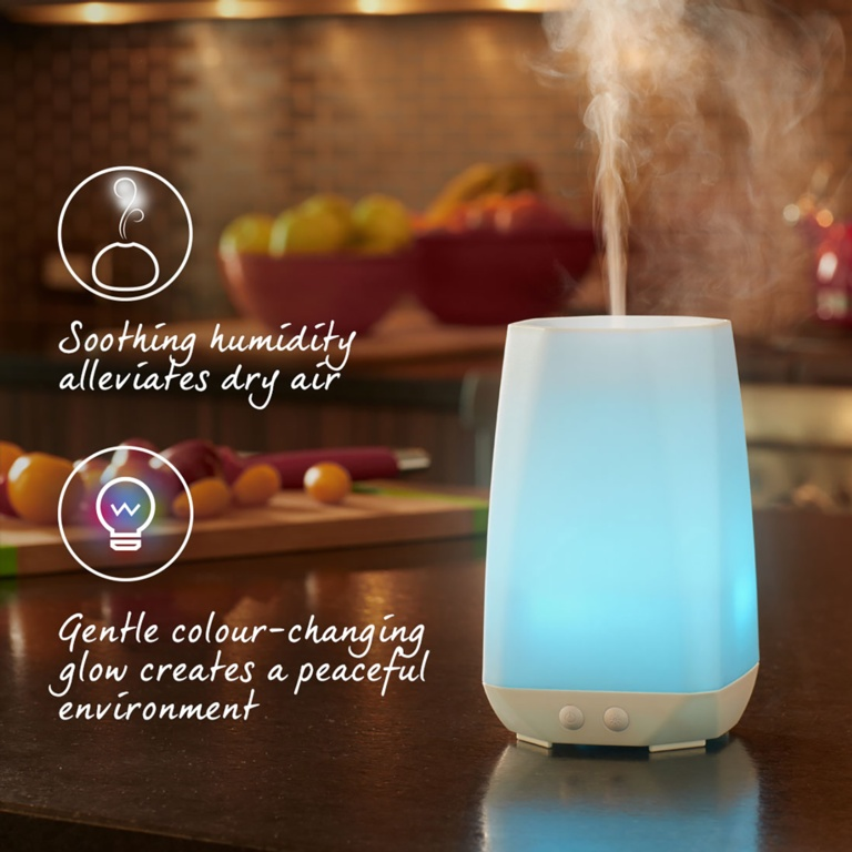 Homedics Connect Ultrasonic Diffuser