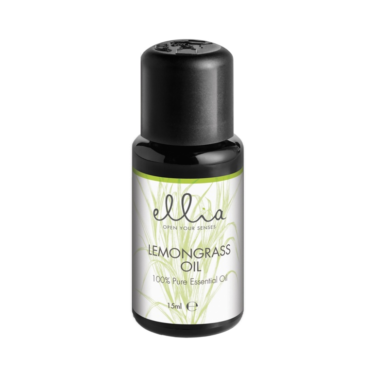Homedics Ellia Lemongrass Pure Essential Oil - 15ml