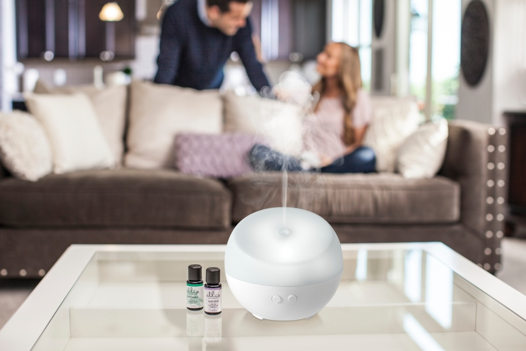 Homedics Dream Ultrasonic Diffuser