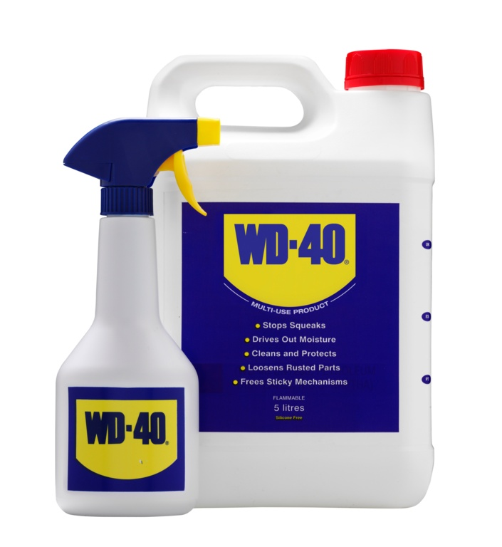 WD-40 Value Pack - 5L