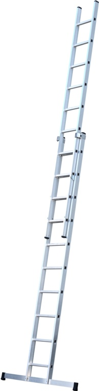 Werner 2 Section Trade Extension Ladder - 3.09m