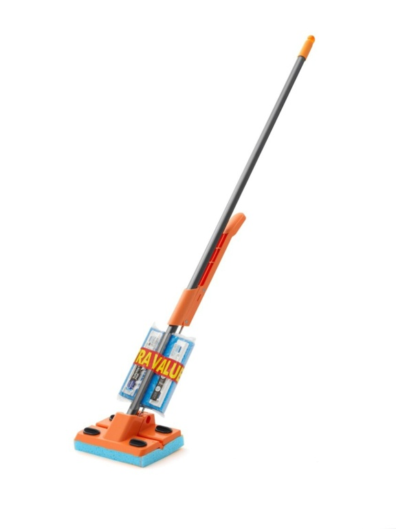 Addis Superdry Mop & Refill - Orange