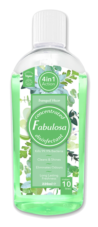 Fabulosa Disinfectant 220ml - Tranquil Haze